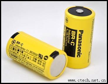 100% original Panasonic lithium battery BR-C 3V