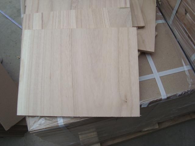 paulownia wood breaking board for taekwondo / karate