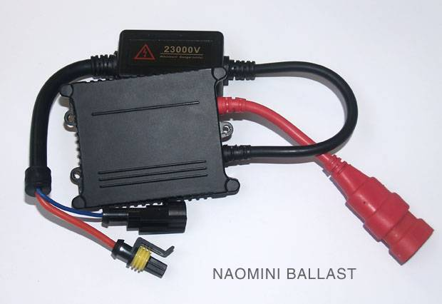 Digital super slim ballast