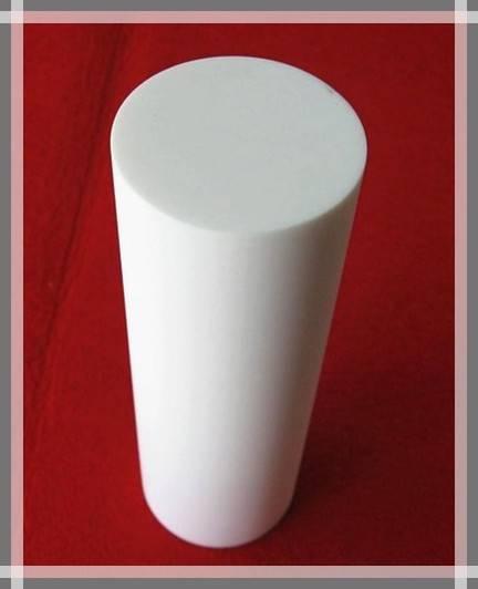 Macor machinable glass ceramic rod