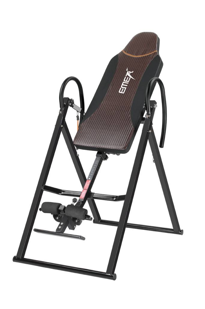 EMER XJ-I-11G Gravity Fitness Therapy Exercise Inversion Table