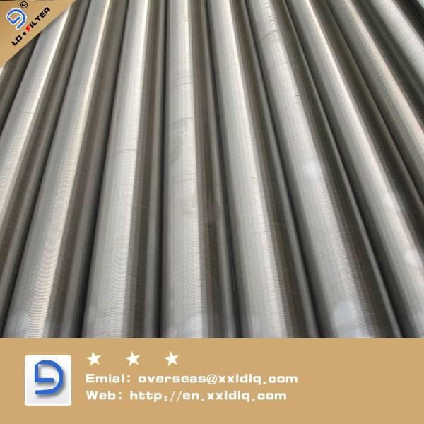 water filter pipe screens