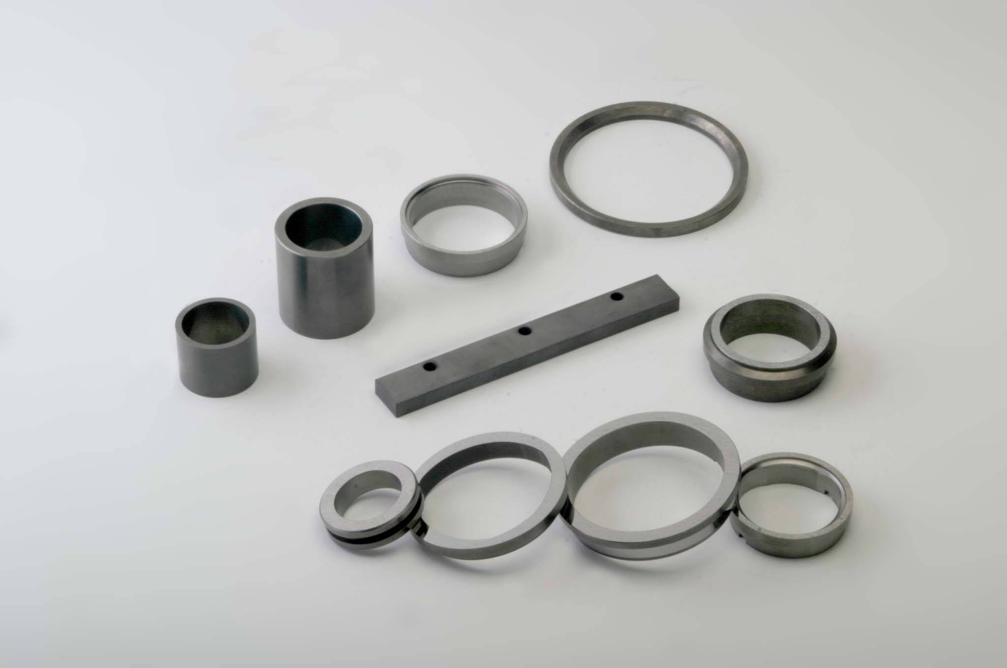 seal rings-tungsten carbide
