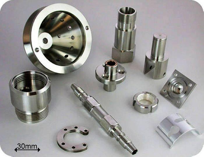 Precision CNC Lathed Machinery Part
