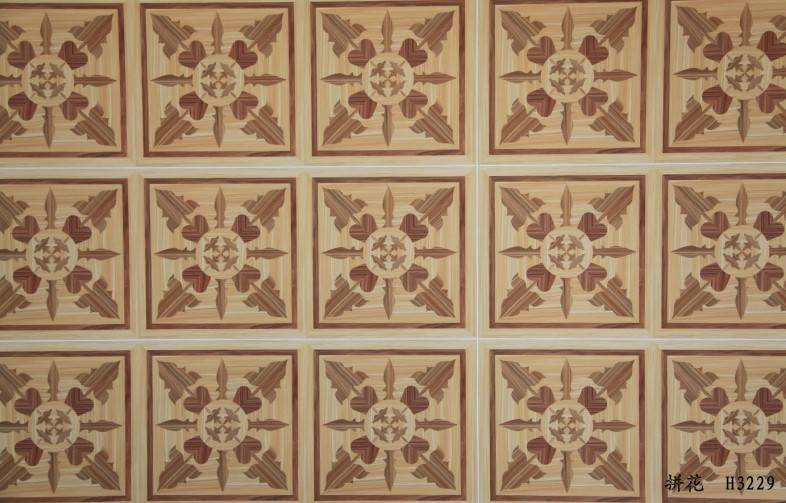 decorative floor paper