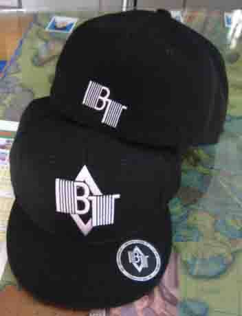 Custom Design fitted hats