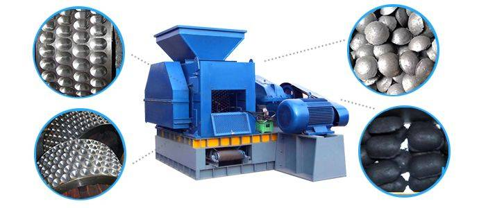 Iron Powder Briquette Machine/Briquetting Machine/The Price of Briquetting machine