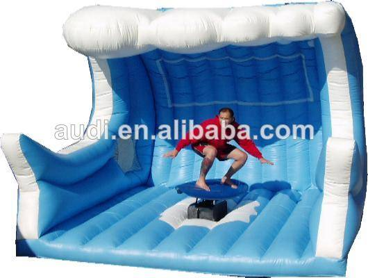 hot sale inflatable surf simulator,surf machine,mechanical surfboard game