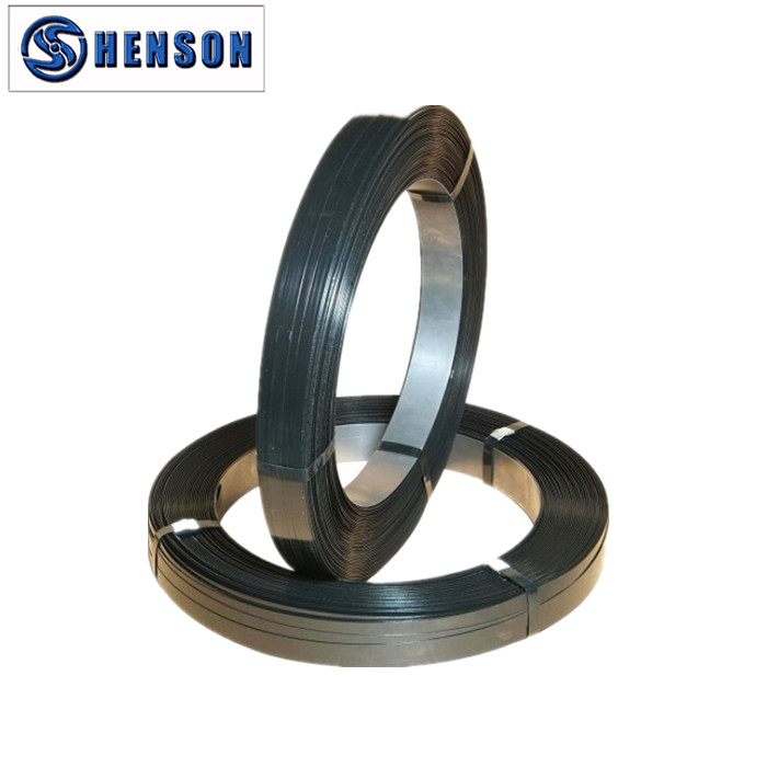 Hardened and tempered heat treatment Spring 65mn steel strip for construction and hardware