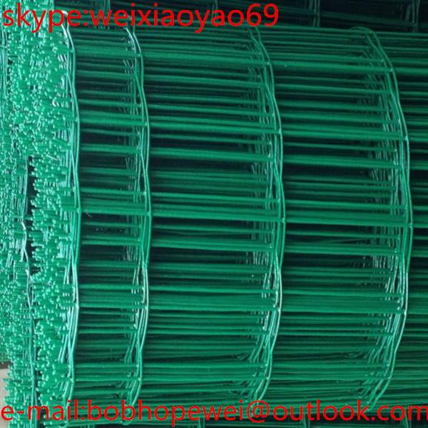 100x100mm PVC Coated Holland Welded Wire Mesh