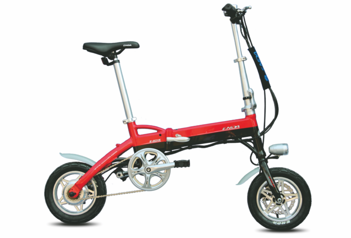 ENZE Aluminium Electric Folding City Bikes/Bicycles For Sale