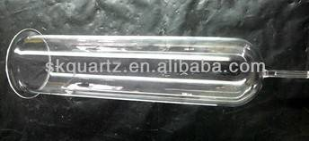 Quartz Furnace Tube - SK007