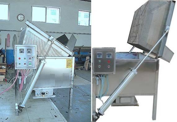 Semi-Automatic Fryer