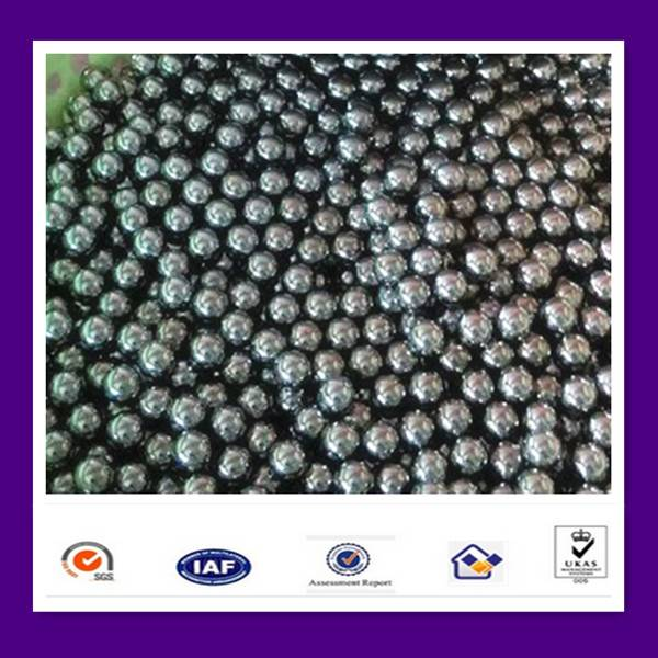 1/16'' 1/8'' 5/32'' chrome steel ball with anti-rust and anti-acid