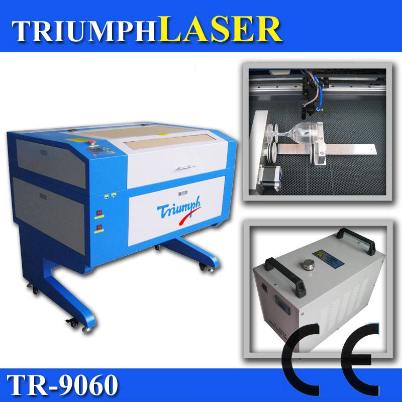 Auto-focus laser engraving & cutting machine