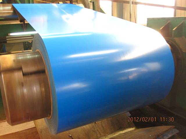 ppgi steel colour coated steel coils