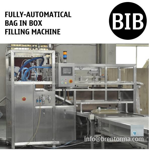 Fully-automatic BIB Packaging Machine Bag in Box Filling Machine