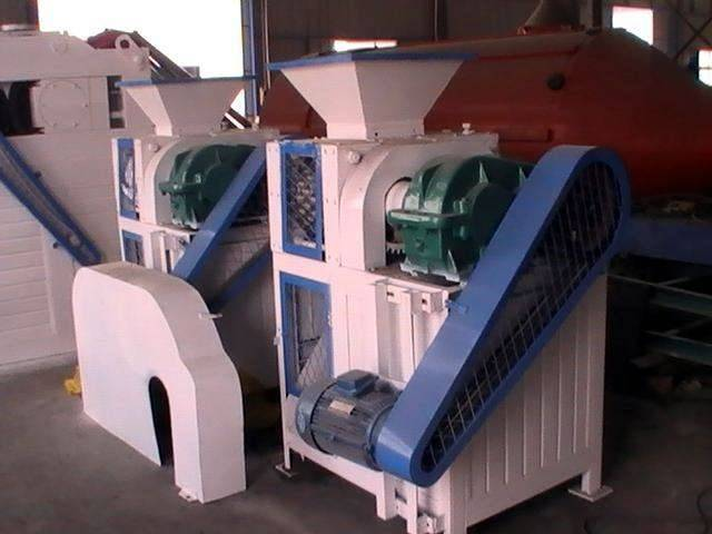 How to improve briquette machine using 200 mesh iron powder forming rate and strength?