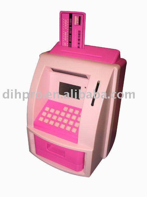 Mini ATM bank