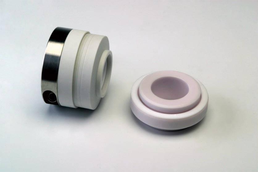 Non-pusher PTFE Bellows Seal