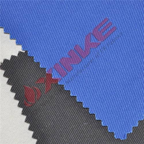 7oz twill cotton nylon fire prevention garment fabric