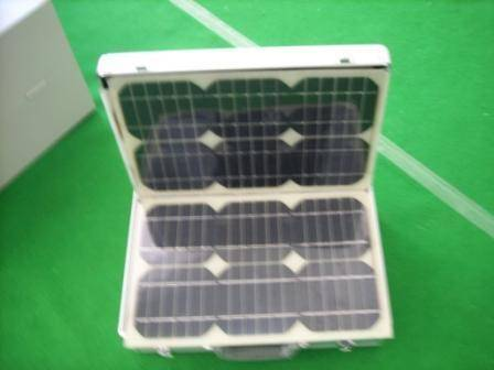 sell 30w solar power system SST-30PPS