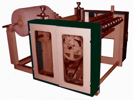Toilet Roll Making Machine