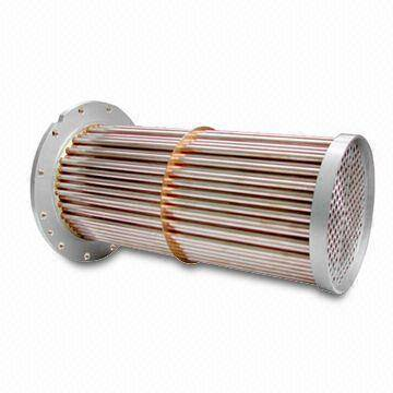 Sell heat exchanger core