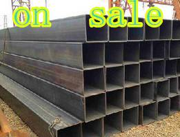 buiding material square welded steel pipe