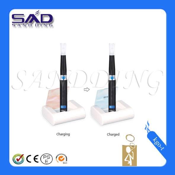 electronic cigarettes Kgo-t E cigarette with LCD battery