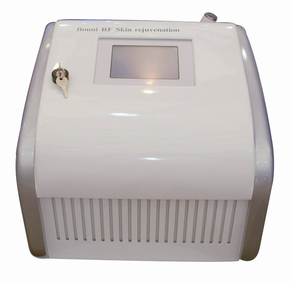 Portable RF-R001 wrinkles removal device
