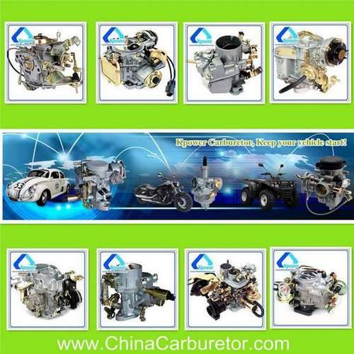 Car carburetor , Motorcycle carburetor, Atv Carburetor from Kpower
