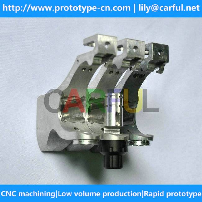 high precision Non-standard customization CNC processing service provider in China