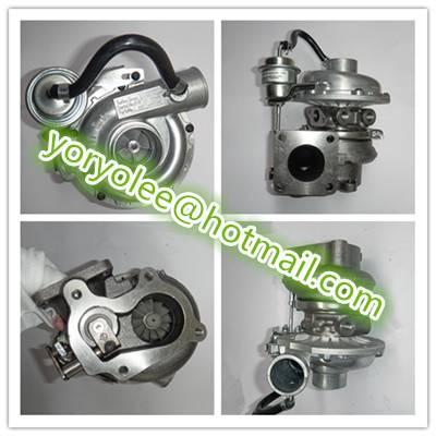 Isuzu 4JG2 turbocharger 8971480762