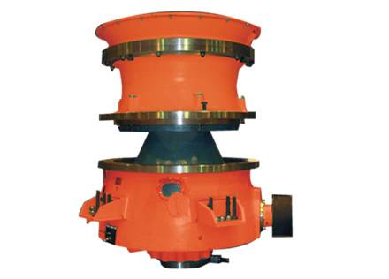 Hyp Series Hydraulic Effective and Cone Crusher