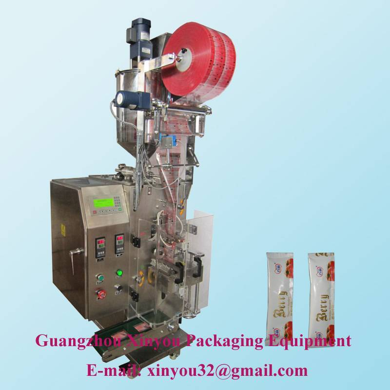 Automatic Tomato Sauce Packing machine