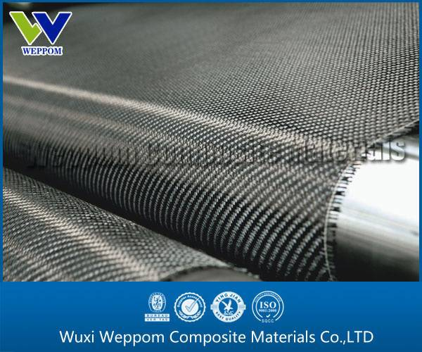 High Grade 3K Carbon Fiber Woven Fabric Wholesale
