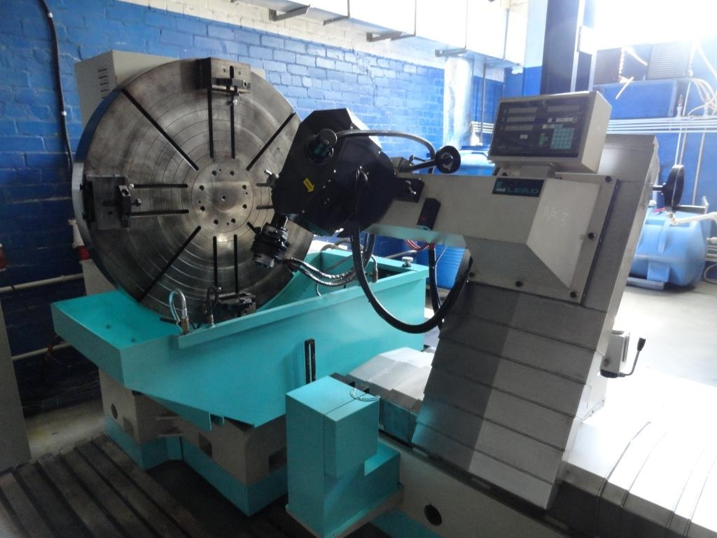 EDM-machines for processing tire molds (CNC1670T)