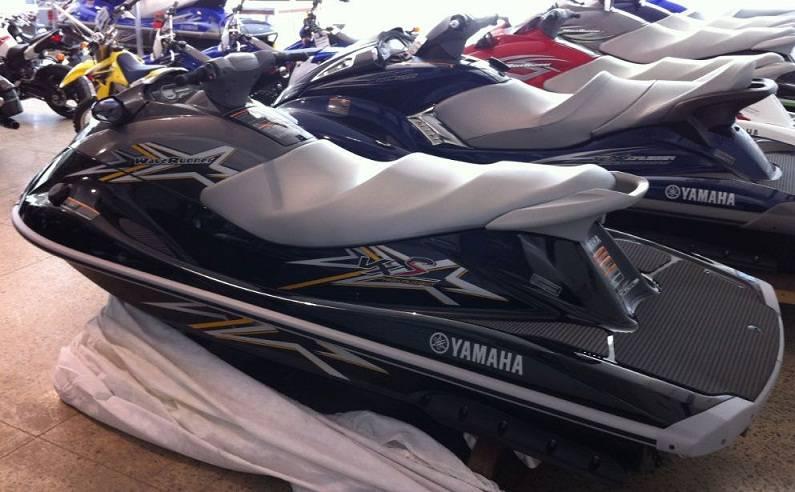 New Yamaha WaveRunner VXS