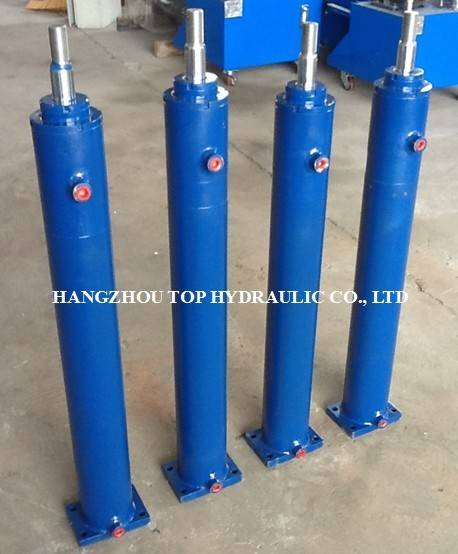 agriculture hydraulic cylinder single acting cylinder double acting cylinder