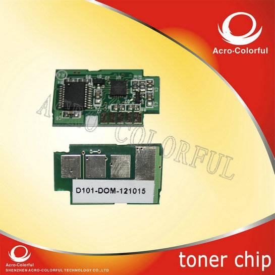 Hot selling toner cartridge chip MLT-D101 for Samsung Ml-2160/2165/2168/SCX 3400/3405/3402