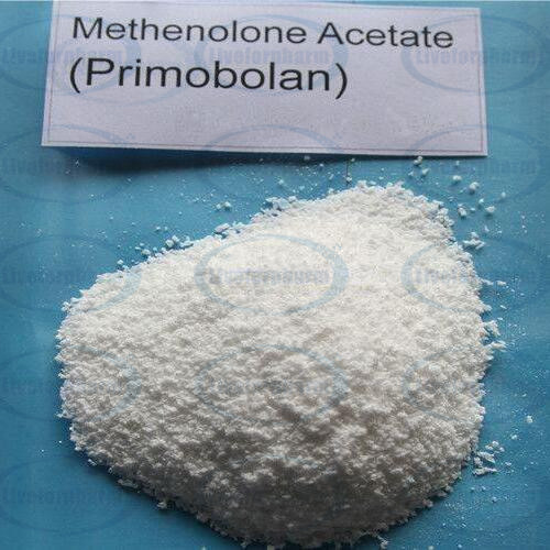 Methenolone Raw Steroid Methenolone Acetate For Muscle Growth CAS 15262-86-9