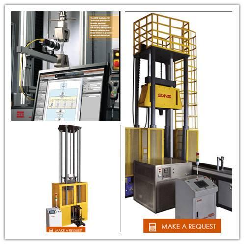 ZBC5000 DWTT Pendulum impact tester /Drop impact test machine/pendulum impact testing machine