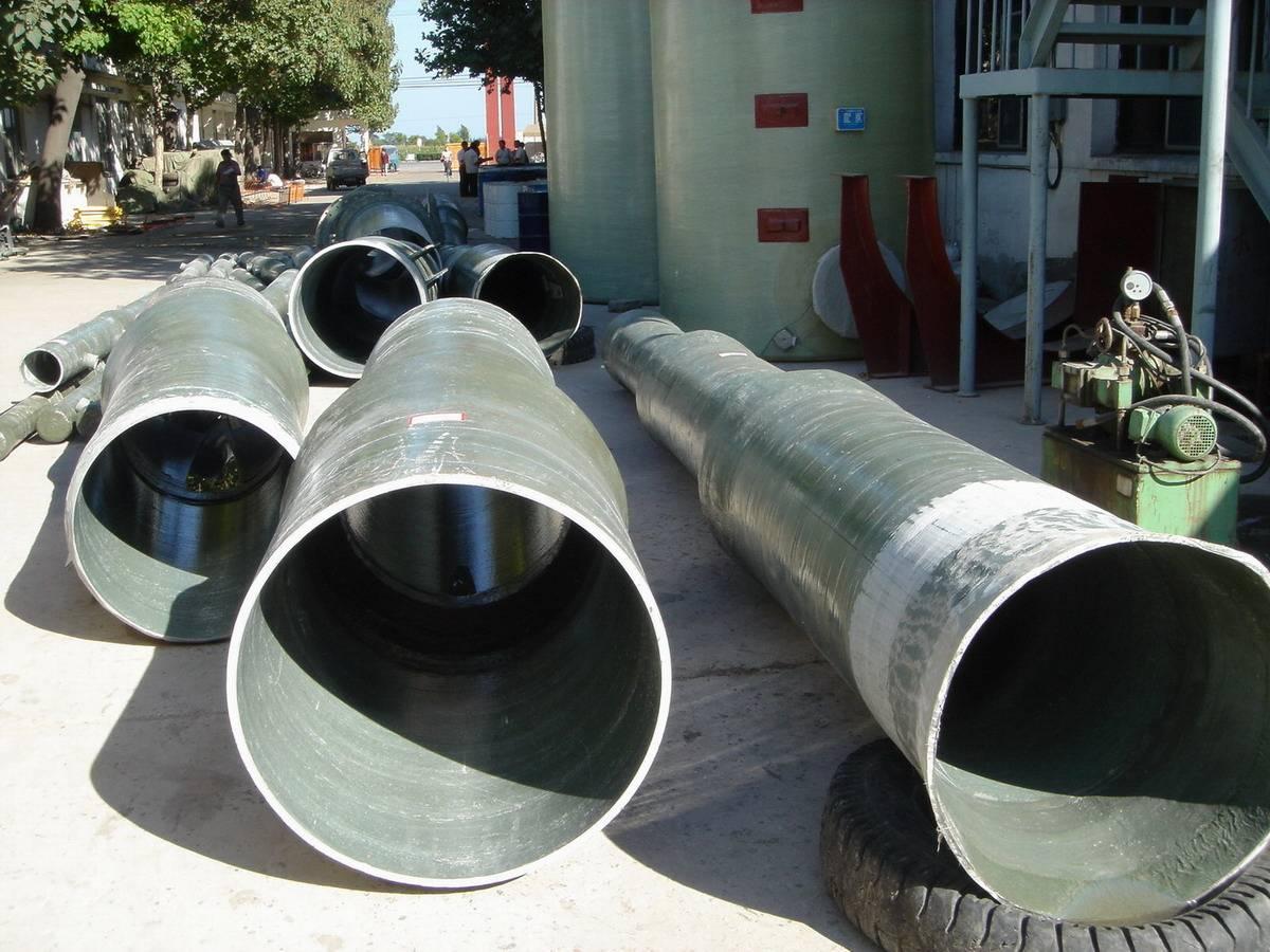 Flue gas desulfurization (FGD) pipe