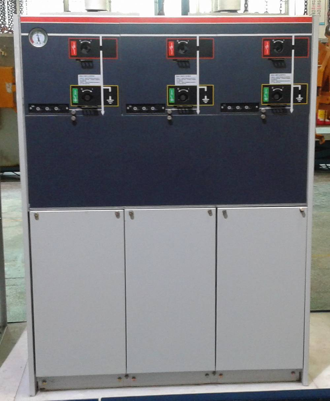 Medium Voltage SF6 Gas-insulated Metal-enclosed Ring Main Unit