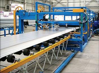 Composite Panel Production Line