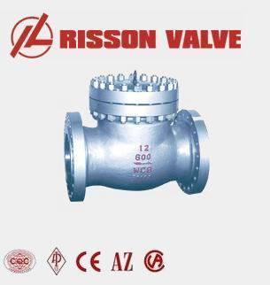 API swing/lifting check valve/valves