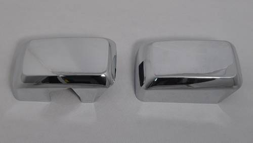 Chrome Mirror Covers for Hummer H3 06-on