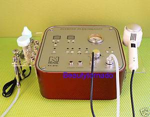 3 IN 1 Diamond Dermabrasion Salon Beauty Equipment
