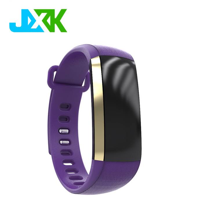 Blood Pressure Heart Rate Monitor Pedometer Bluetooth 4.0 Smart Bracelet JXK-M2 smart watch